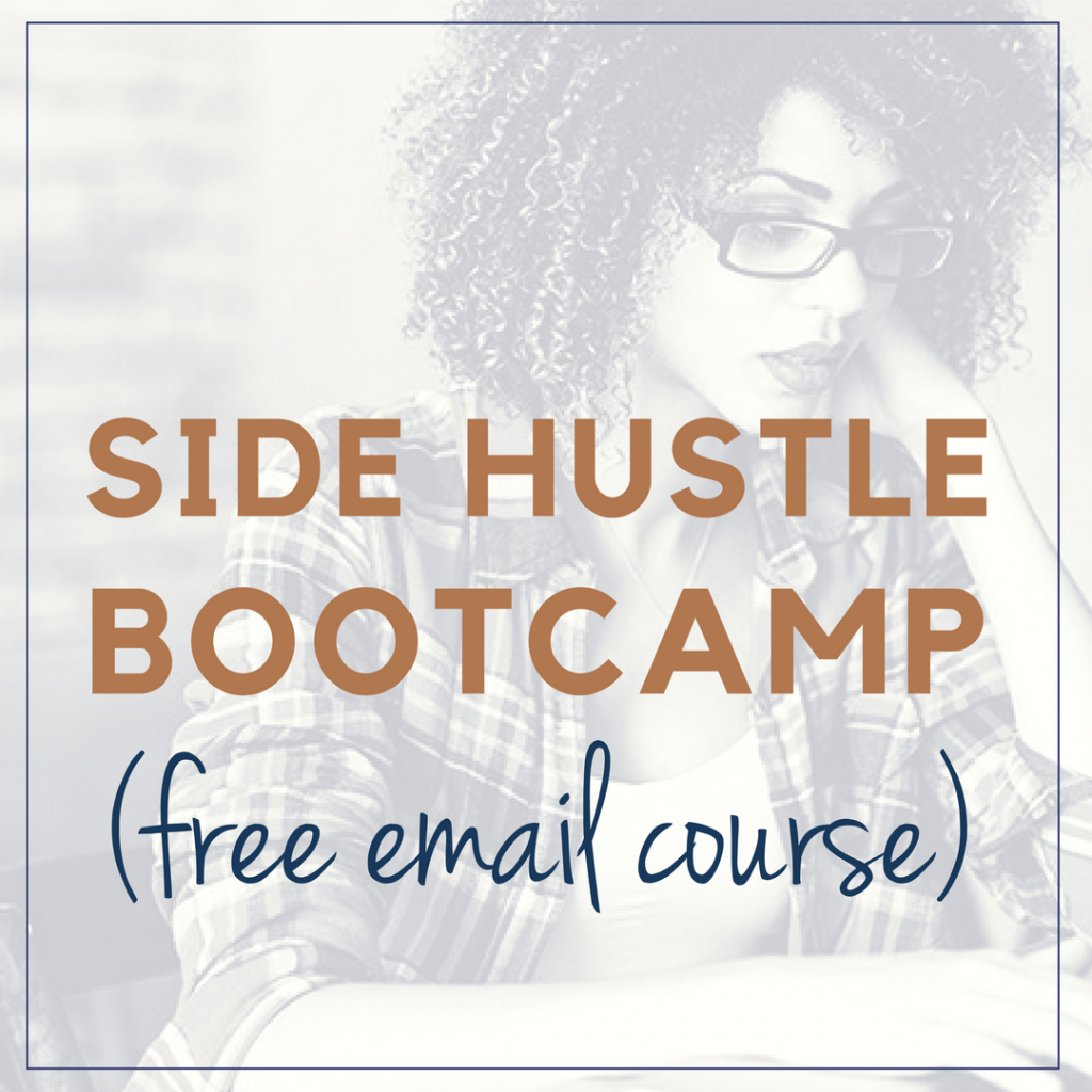 Side Hustle Bootcamp